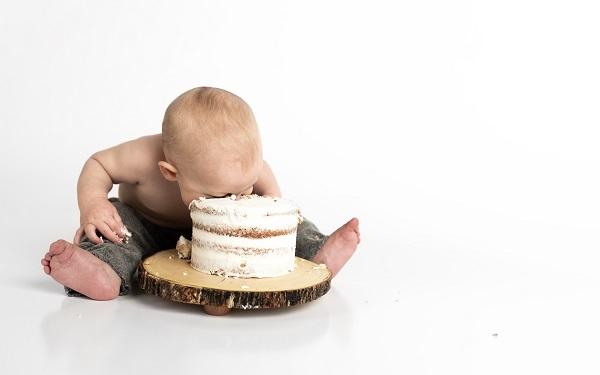 1歳お誕生日 ケーキ