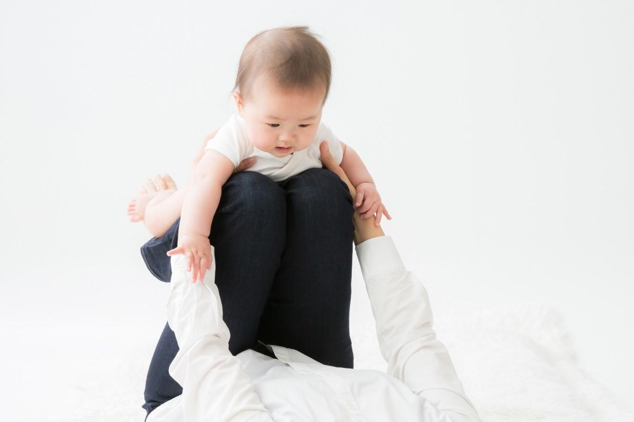 赤ちゃんも運動不足になる