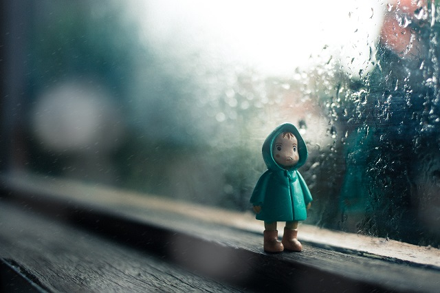 雨の日どうする?