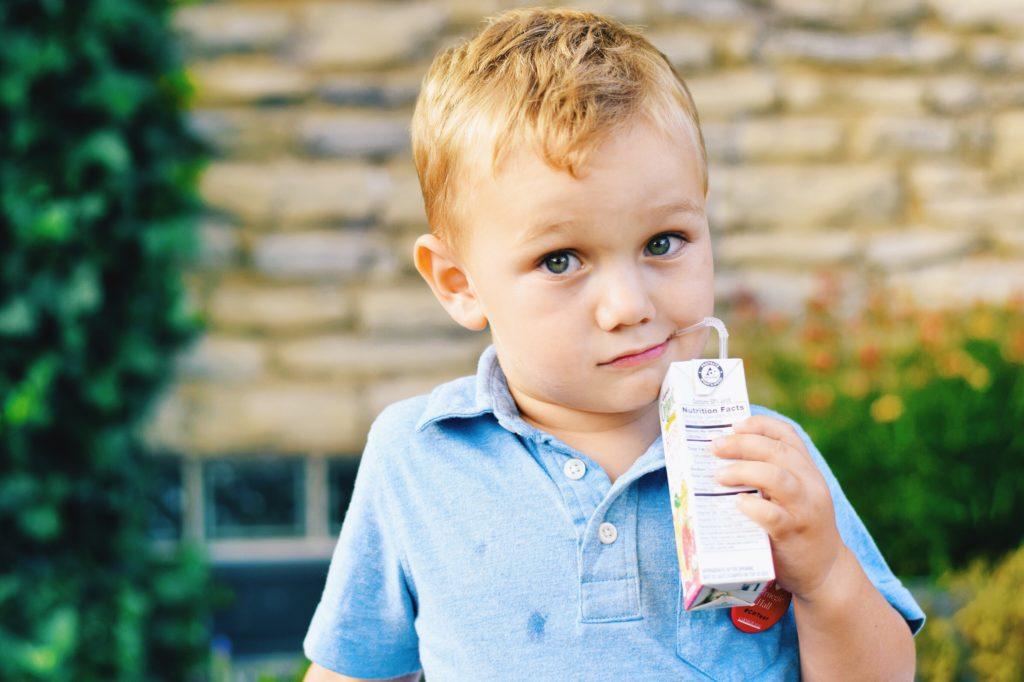 野菜ジュースに潜む糖質量