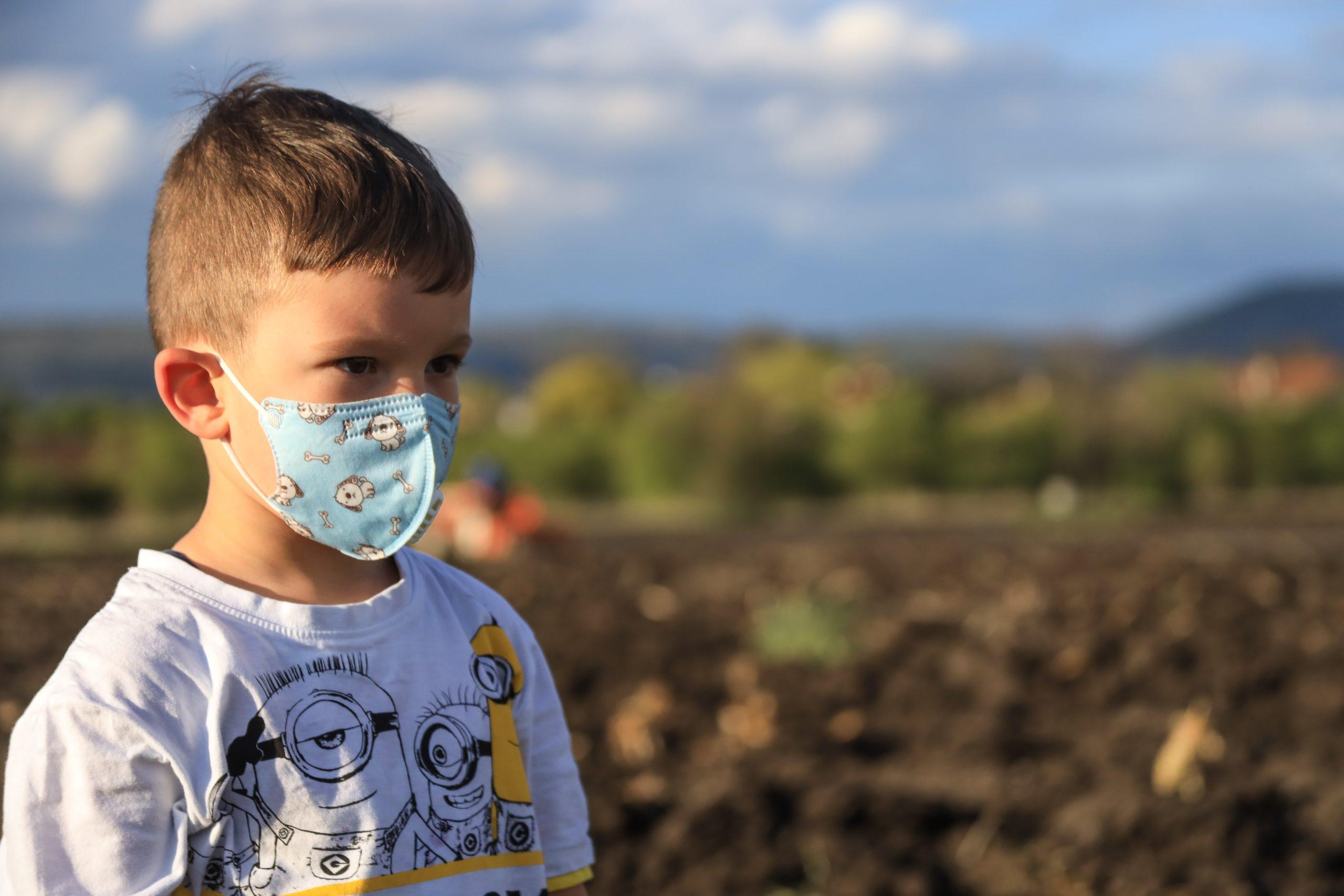 子供の免疫力を高める