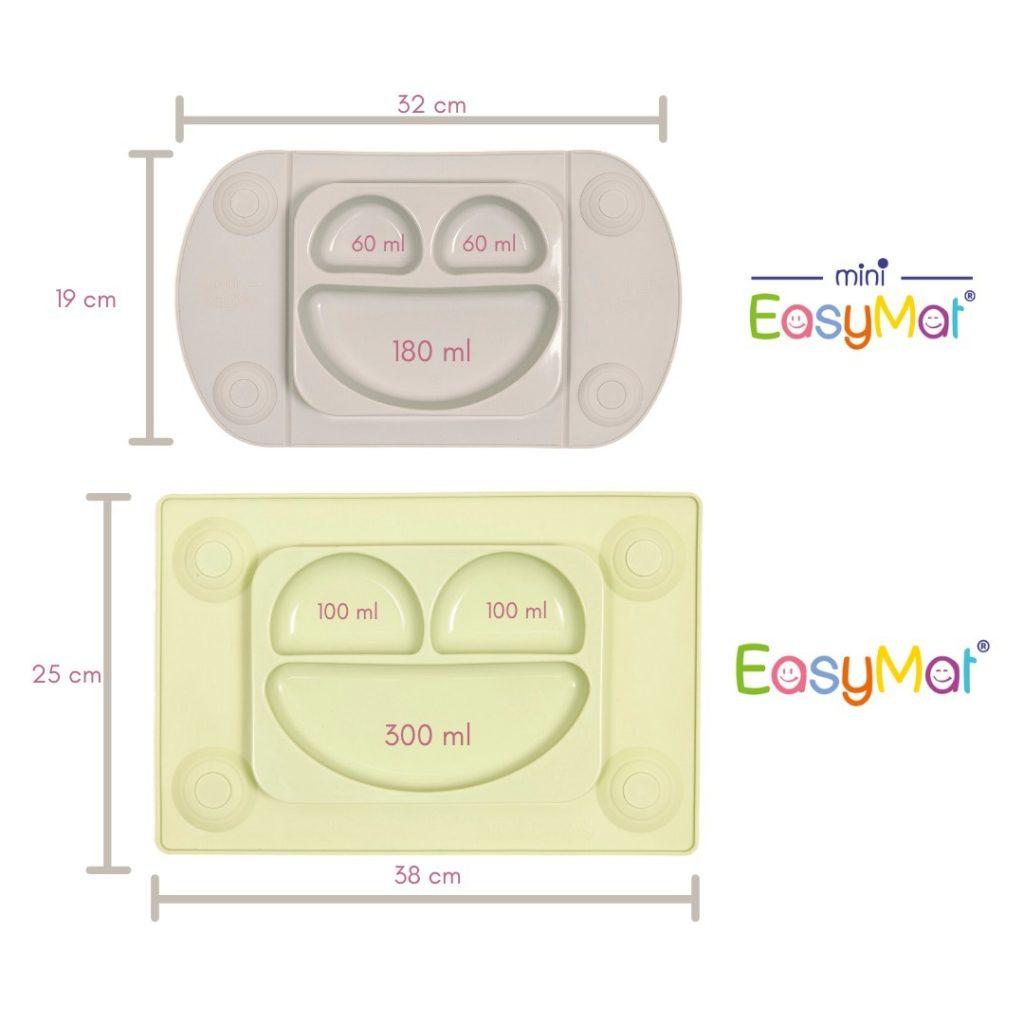 EasyMat イージーマットサイズ比較