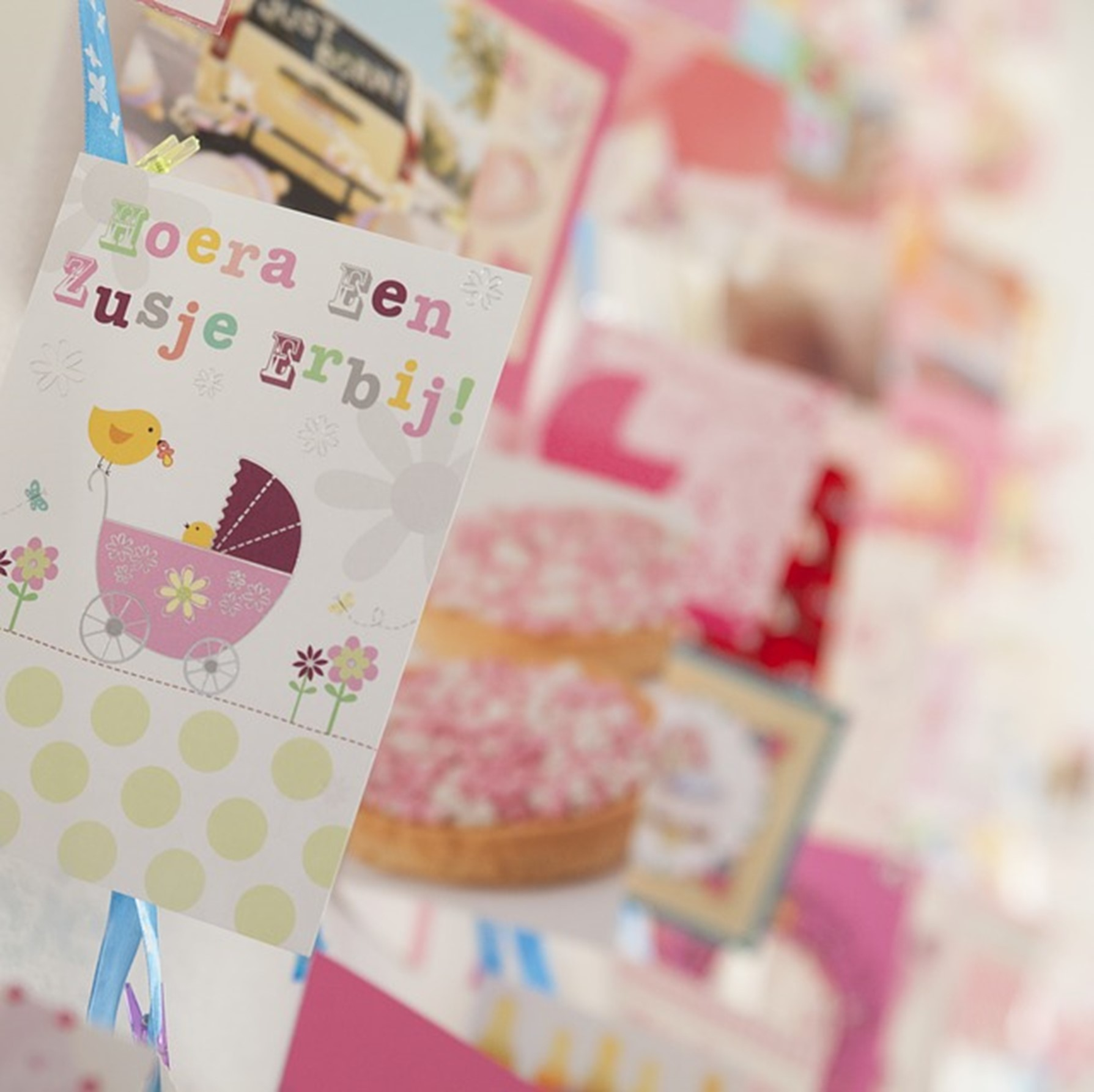 出産祝い メッセージ カード