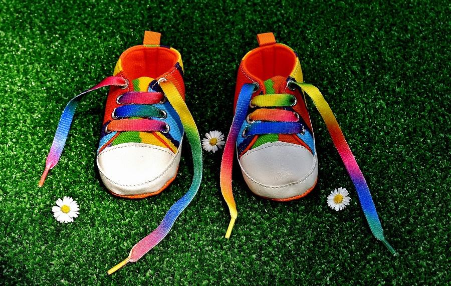 赤ちゃん用の靴