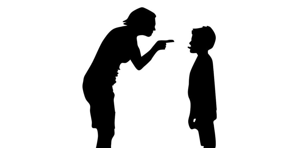 子どもの叱り方