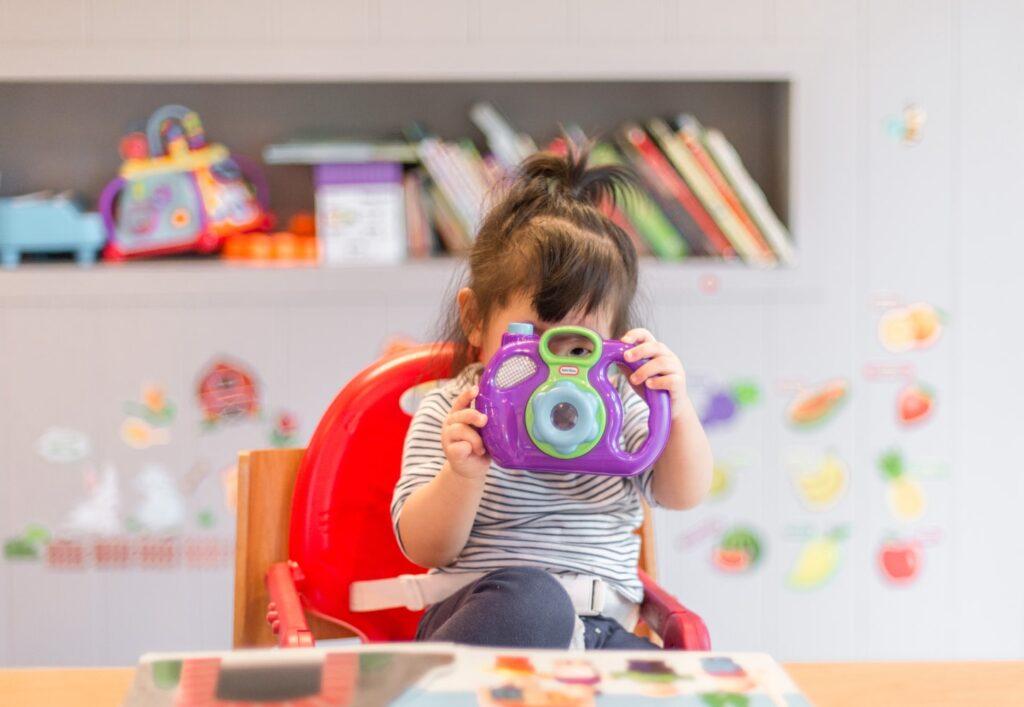 乳幼児の非認知能力を育てる遊び